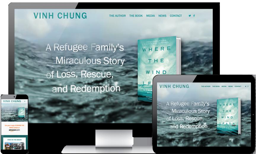 Vinh Chung Website