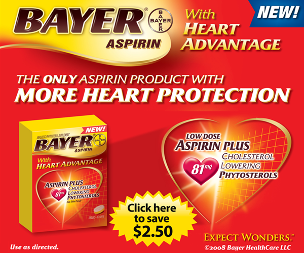 Bayer With Heart Advantage